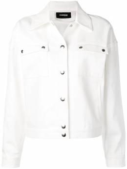 Kwaidan Editions джинсовая куртка AW18J007WD