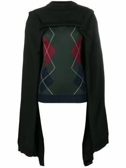 Y / Project свитер с несколькими рукавами WMPULL21S15M108
