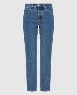 Синие джинсы Vetements 2300006460371