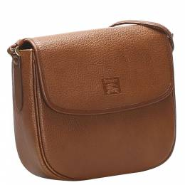 Burberry Brown Leather Shoulder Bags 358901