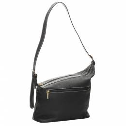 Burberry Black Leather Shoulder Bags 358904