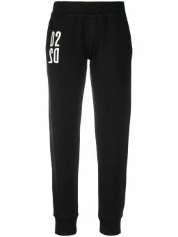 Dsquared2 спортивные брюки с логотипом S75KB0199S25030