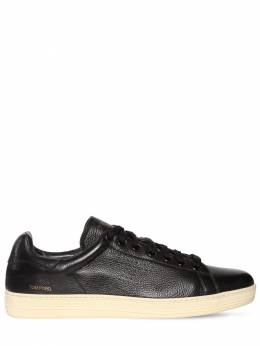 10mm Cambridge Low Top Sneakers Tom Ford 73IY1E003-TkVS0