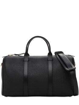 Buckley Holdall Leather Duffle Bag Tom Ford 73IY1D007-QkxL0