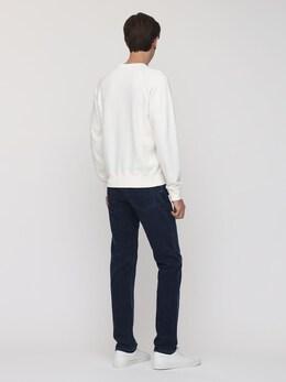 Logo Label Vintage Dyed Sweatshirt Tom Ford 73IY1B017-TjAx0