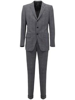 Jb 25 Single Breast Wool Day Suit Tom Ford 73IY1B001-REFSSyBHUkVZ0