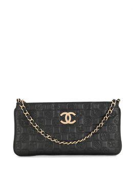Chanel Pre-Owned сумка на плечо Icon 2003-2004 годов 8817966