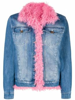 Simonetta Ravizza Tania denim jacket JTANIAREV3