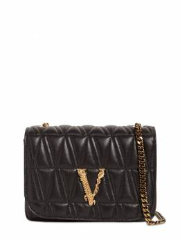 Сумка Из Стёганой Кожи Versace 73IA87005-RE5NT1Y1