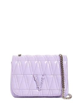 Сумка Из Лакированной Кожи Versace 73IA87004-MUw0OFA1