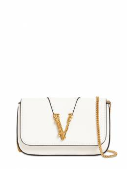 Сумка Из Кожи Virtus Versace 73IA87001-S1ZPMEE1