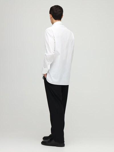 Рубашка Jasper Из Хлопка Поплин The Row 72IBF8004-V0hU0 - 3