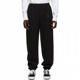 Aries Black Premium Temple Lounge Pants FRAR30003