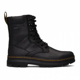 Dr. Martens Black Iowa Boots 25247001