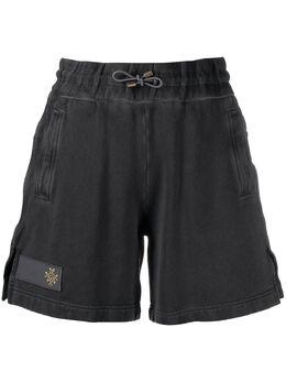 Mr & Mrs Italy шорты с вышитым логотипом XST0113
