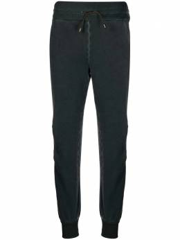 Mr & Mrs Italy sequin-stripe tapered track pants XJG0111