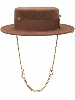 Фетровая Шляпа Piercing Ruslan Baginskiy 73IX4N013-QlJPV041