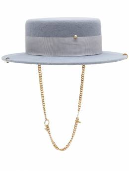 Фетровая Шляпа Piercing Ruslan Baginskiy 73IX4N012-R1JFWQ2