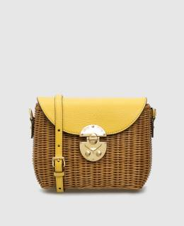 Бежевая сумка Miu Miu 2300005860745