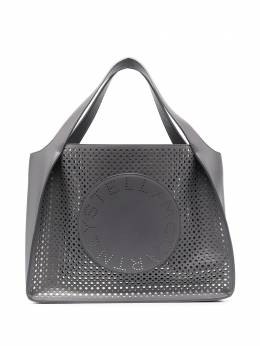Stella McCartney сумка-тоут Stella Logo с перфорацией 502793W8767