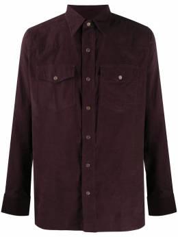 Tom Ford рубашка с карманами 94UAHE8FT885