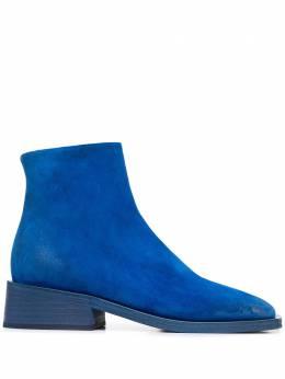 Marsell ботинки с квадратным носком MW6177141