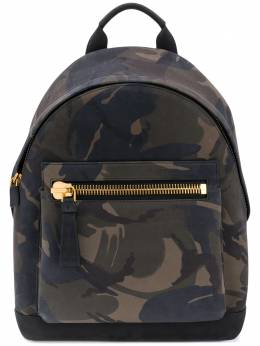 Tom Ford рюкзак с камуфляжным принтом H0357FCG9