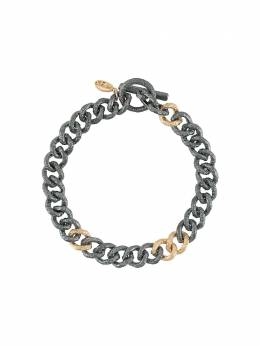 M. Cohen золотой браслет-цепочка B103929GLDOXI