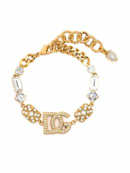 Dolce&Gabbana браслет с логотипом WBM6P1W1111