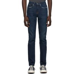 Frame Indigo LHomme Skinny Jeans LMHK691