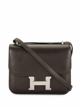 Hermes сумка через плечо Constance 2018-го года CPN806GZ
