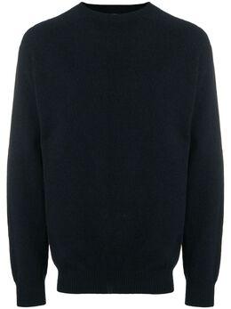 Sunspel свитер с круглым вырезом MJUM8066BUFA