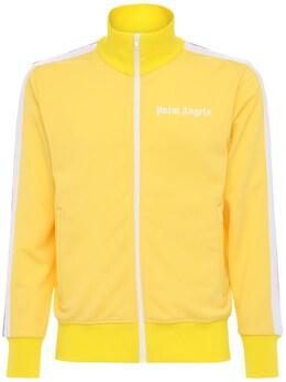 Спортивная Куртка С Принтом Palm Angels 73IXGF014-MTgwMQ2