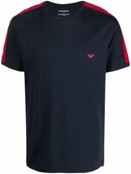 Emporio Armani футболка с логотипом 1118900A717