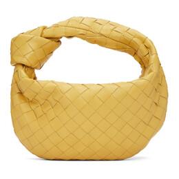 Bottega Veneta Yellow Mini Jodie Shoulder Bag 651876 VCPP5