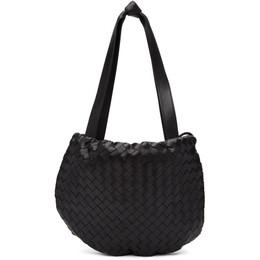 Bottega Veneta Black Small Intrecciato Bulb Bag 651811 V08Z1