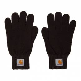 Carhartt Work In Progress Black Watch Gloves I021756
