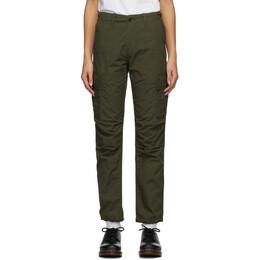Carhartt Work In Progress Green Cymbal Trousers I026592 6302
