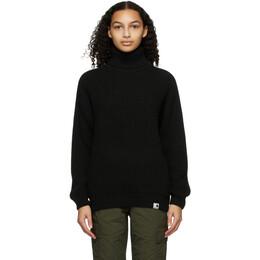 Carhartt Work In Progress Black Mia Sweater I028454 8900