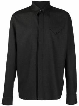 Bottega Veneta рубашка с длинными рукавами 648328V0B50