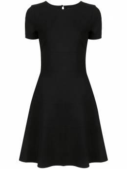 Twin-Set расклешенное платье из джерси 202TQ2033S13133
