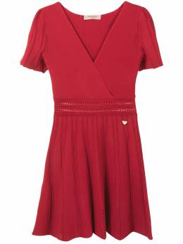 Twin-Set платье с V-образным вырезом 202TQ3011S13126