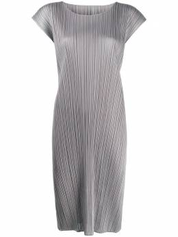 Pleats Please Issey Miyake плиссированное платье PP08JH113BASICS