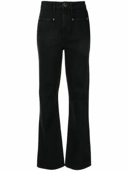 Khaite джинсы с завышенной талией 1062044
