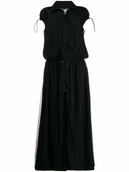 No Ka' Oi платье с контрастными полосками P3CABNOKW72611A0
