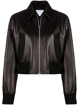 Bottega Veneta куртка на молнии 648005VKV90