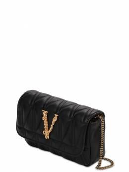 Сумка Из Кожи Virtus Versace 73IA87009-RE5NT1Y1