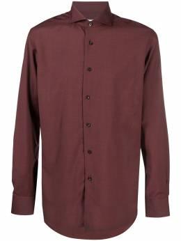 Xacus рубашка с заостренным воротником 520ML71144