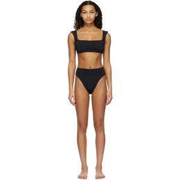 Haight Black Brigitte Bikini 01030154/01040119