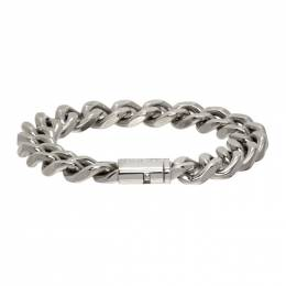 Hugo Silver E-Chain Bracelet 50443002